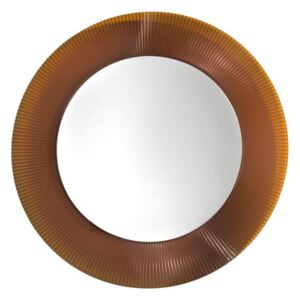 All Saints Wall mirror by Kartell Brown