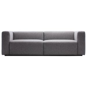 Mags Straight sofa - 2 ½ seats / L 228 cm by Hay Grey