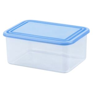 Rectangular container for food storing 0,8L