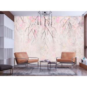 Wall mural Landscapes: Pink Fun