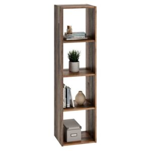 FMD Standing Shelf with 4 Compartments Old Style