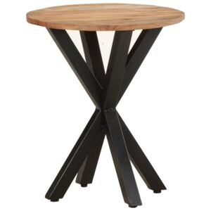 Side Table 48x48x56 cm Solid Acacia Wood