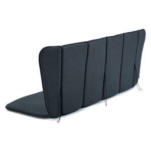 Seat cushion - / For Paon bench by Houe Grey