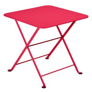 Tom Pouce Coffee table - / 50 x 50cm by Fermob Pink