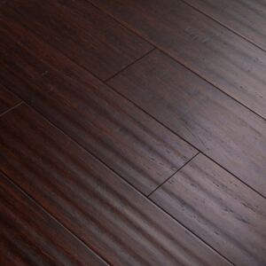 14x135mm Spiced Red Strand Woven Solid Bamboo Flooring