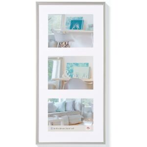 Walther Design Picture Frame New Lifestyle 3x15x20 cm Silver
