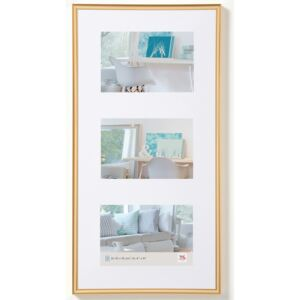 Walther Design Picture Frame New Lifestyle 3x10x15 cm Gold