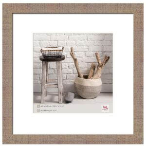 Walther Design Picture Frame Home 40x40 cm Brown