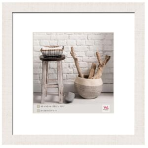 Walther Design Picture Frame Home 40x40 cm Polar White