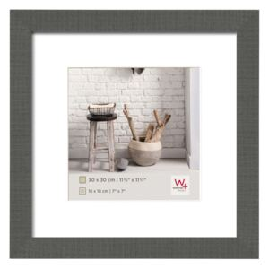 Walther Design Picture Frame Home 30x30 cm Grey