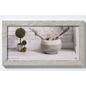 Walther Design Picture Frame Home 20x40 cm Light Grey