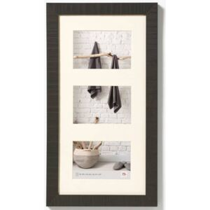 Walther Design Picture Frame Home 3x10x15 cm Black
