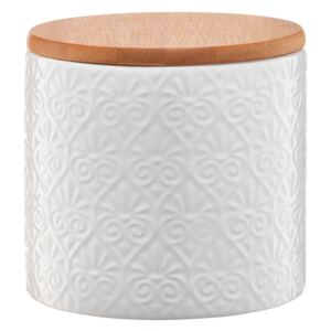Kitchen container Tuvo mosaic with bamboo lid 670 ml AMBITION