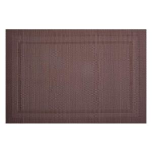PVC table mats Fusion Fresh 30 x 45 taupe AMBITION