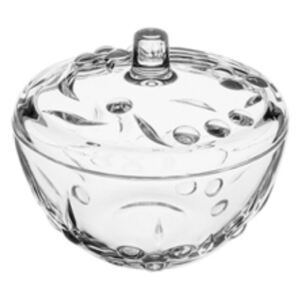 Sugar bowl with lid Pearl 14 cm PASABAHCE