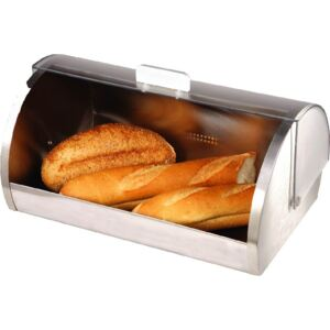 Stainless bread box