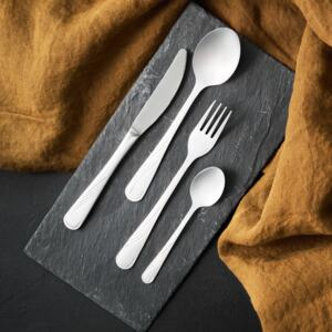 Stainless steel cutlery set Napoli 24 pcs AMBITION