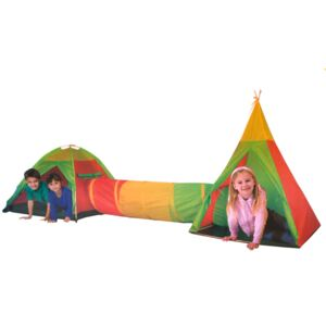 Children's play tent tunnel PATIO