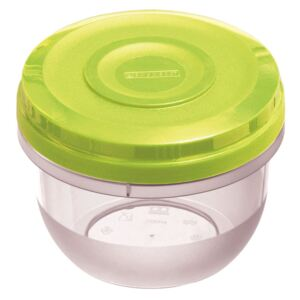 Microwaveable container Fusion Fresh 0.5 L Lime green AMBITION