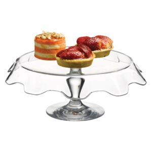 Footed cake stand Splash 32 cm PASABAHCE