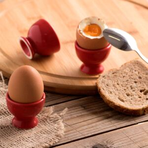 Egg cup Fusion Fresh vivid red