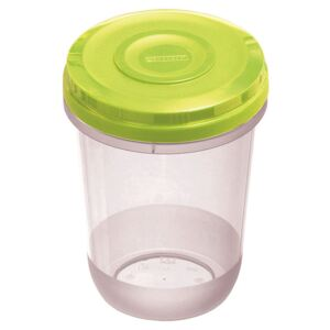 Microwaveable container Fusion Fresh 1 L Lime green AMBITION