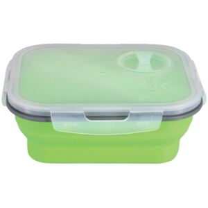 Silicone lunch box Jelly 18,5 x 16 x 7cm AMBITION