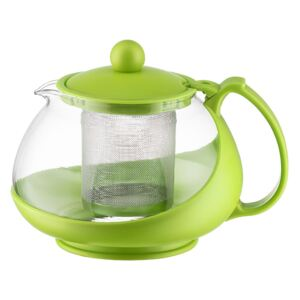 Jug Bistro with infuser 750 ml green DOMOTTI