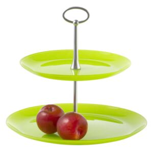 2 - tier cake stand Arty 20 / 26 cm AMBITION