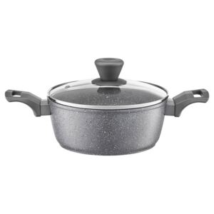 Cooking pot with lid Silverstone 24 cm Induction AMBITION