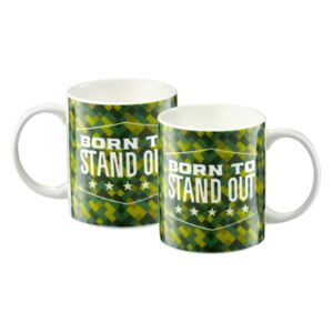 Mug Inspire Born to stand out 350 ml AMBITION
