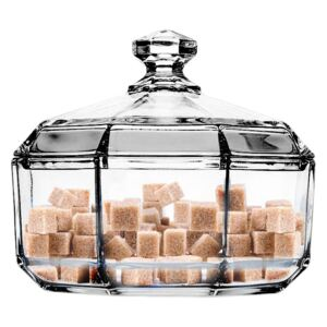 Sugar bowl with lid Octime 10 cm LUMINARC
