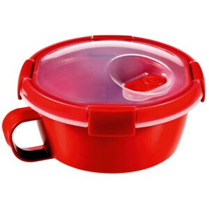 Kitchen container Microwave round 0,6 L CURVER