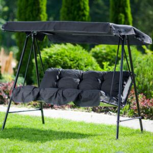 Replacement cushions for swing + canopy Tora D002-07BB PATIO