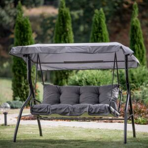 Replacement swing cushions set with canopy 130 cm Luna / Kate D002-06PB PATIO
