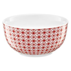 Bowl Galaxy 14 cm red AMBITION