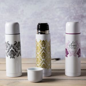 Thermos Glamour 500 ml gray AMBITION