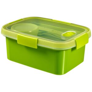Food storage container To Go Lunch Kit rectangular 1,2 l green CURVER