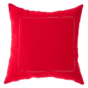 Pillowcase Classical Red 42 x 42 cm AMBITION