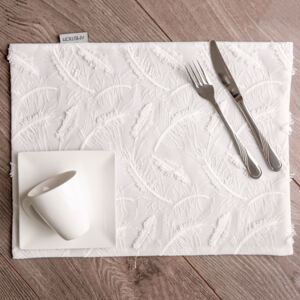 Table napkin Lovely Feather 30 x 40 cm AMBITION