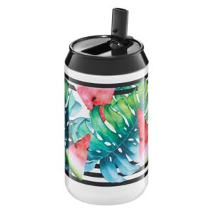Thermal can Tropical 250 ml Watermelon / black AMBITION