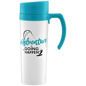 Thermal mug Adventure Is Going To Happen 420 ml AMBITION