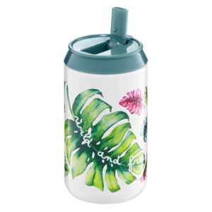 Thermal can Tropical 250 ml Leafs / marine AMBITION