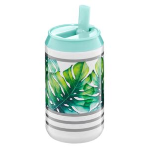 Thermal can Tropical 250 ml Leafs / mint AMBITION