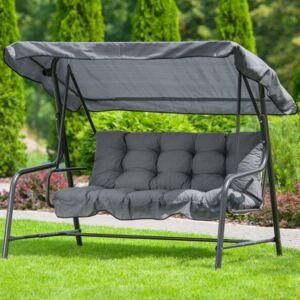 Replacement swing cushions set with canopy Hawaii H024-07PB PATIO