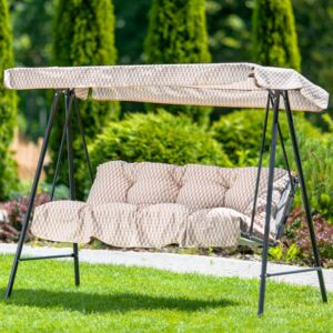 Replacement cushions for swing + canopy 138 cm Tora H031-05PB PATIO