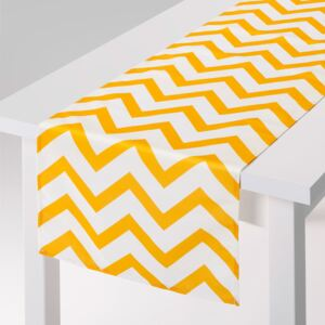 Table runner Yellow Stripes 40x150 cm AMBITION