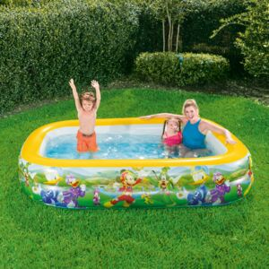 Inflatable Pool Mickey Mouse Clubhouse 262 x 175 x 51 cm BESTWAY