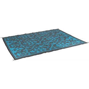 Bo-Camp Outdoor Rug Chill mat Lounge 2.7x2 m Blue 4271021