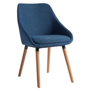 Milly Dining Chair - Blue - Set of 2